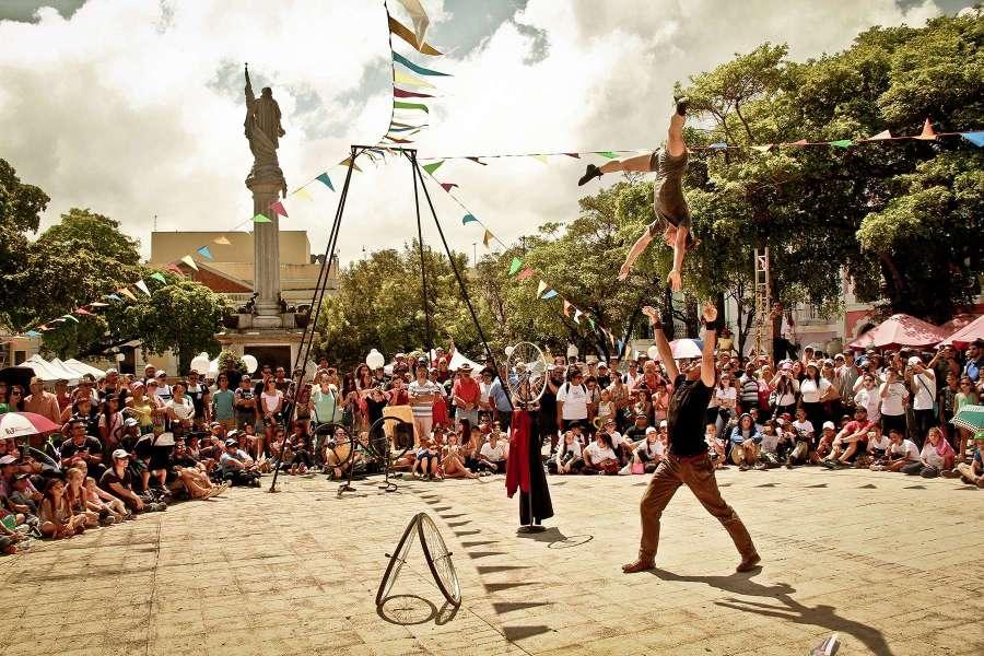 Circo Fest 2 Cia Duo Kaos II