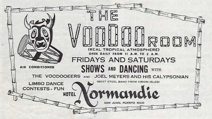 Pagina 3 Normandie VooDoo Room