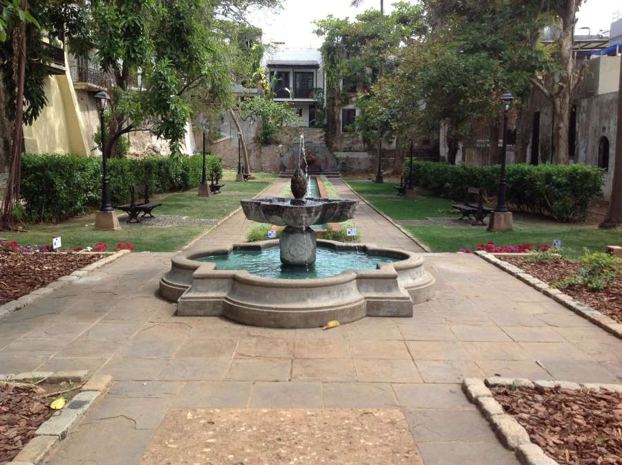 Foto Jardin Casa Blanca 2