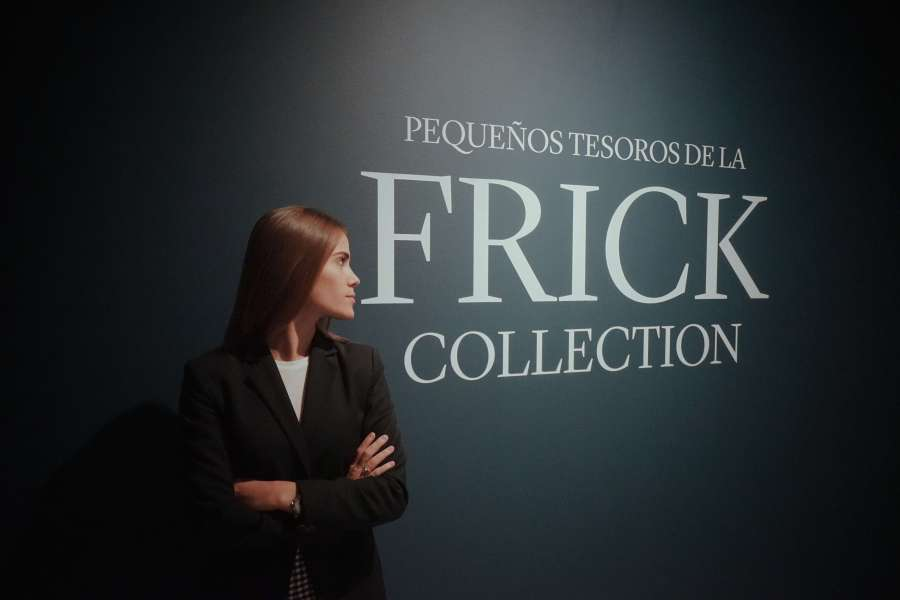 HELENA GOMEZ FRICK COLLECTION