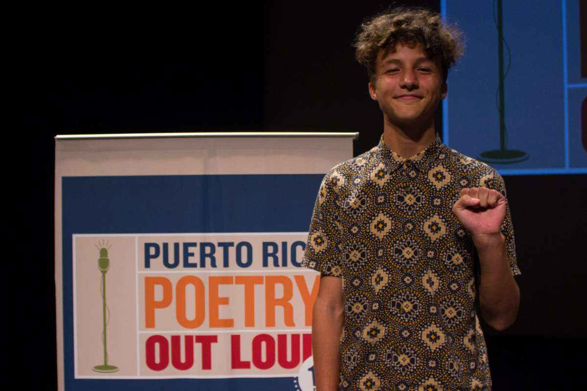 RUMBO A WASHINGTON DC GANADOR POETRY OUT LOUD PUERTO RICO