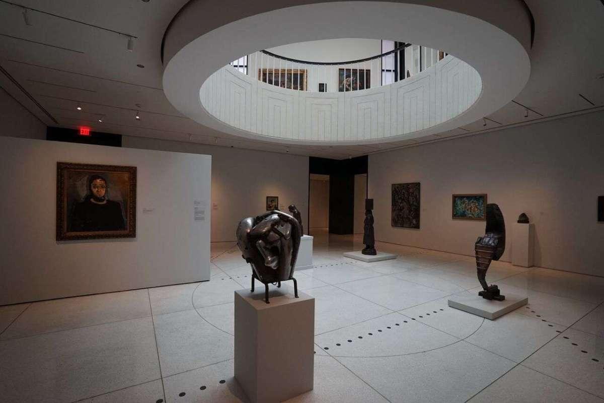 """Continúa la exhibición """"Un lugar para Puerto Rico: la colección contemporánea, 1959-1965"""""""