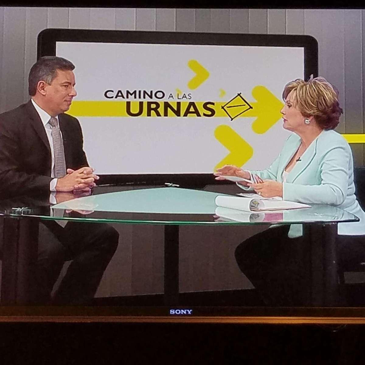 Carmen Jovet en las noticias
