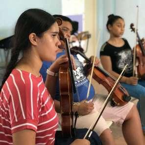 Musico Orquesta Comunicado Evento Junio 15