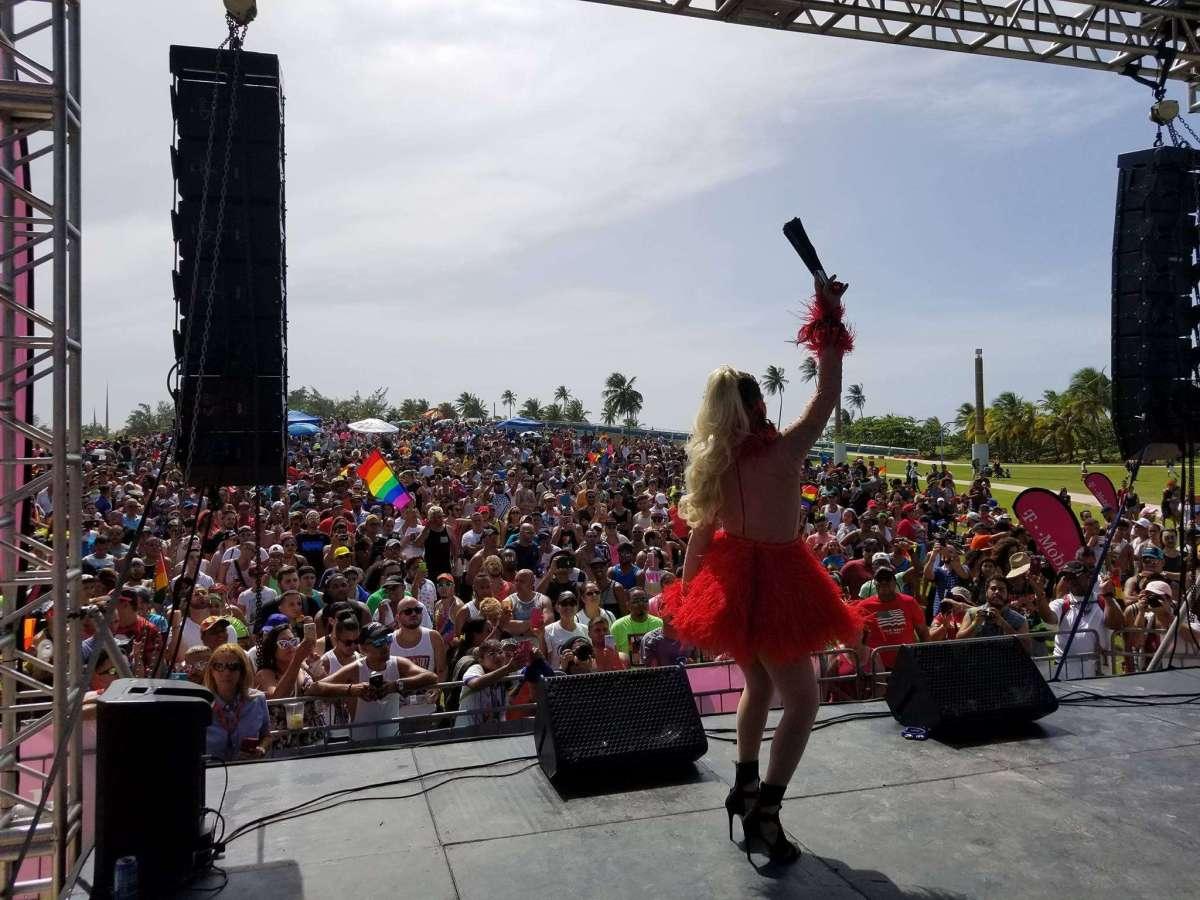Pride 2018 Laira Cordero en el PRIDE FEST 2017 .jpg
