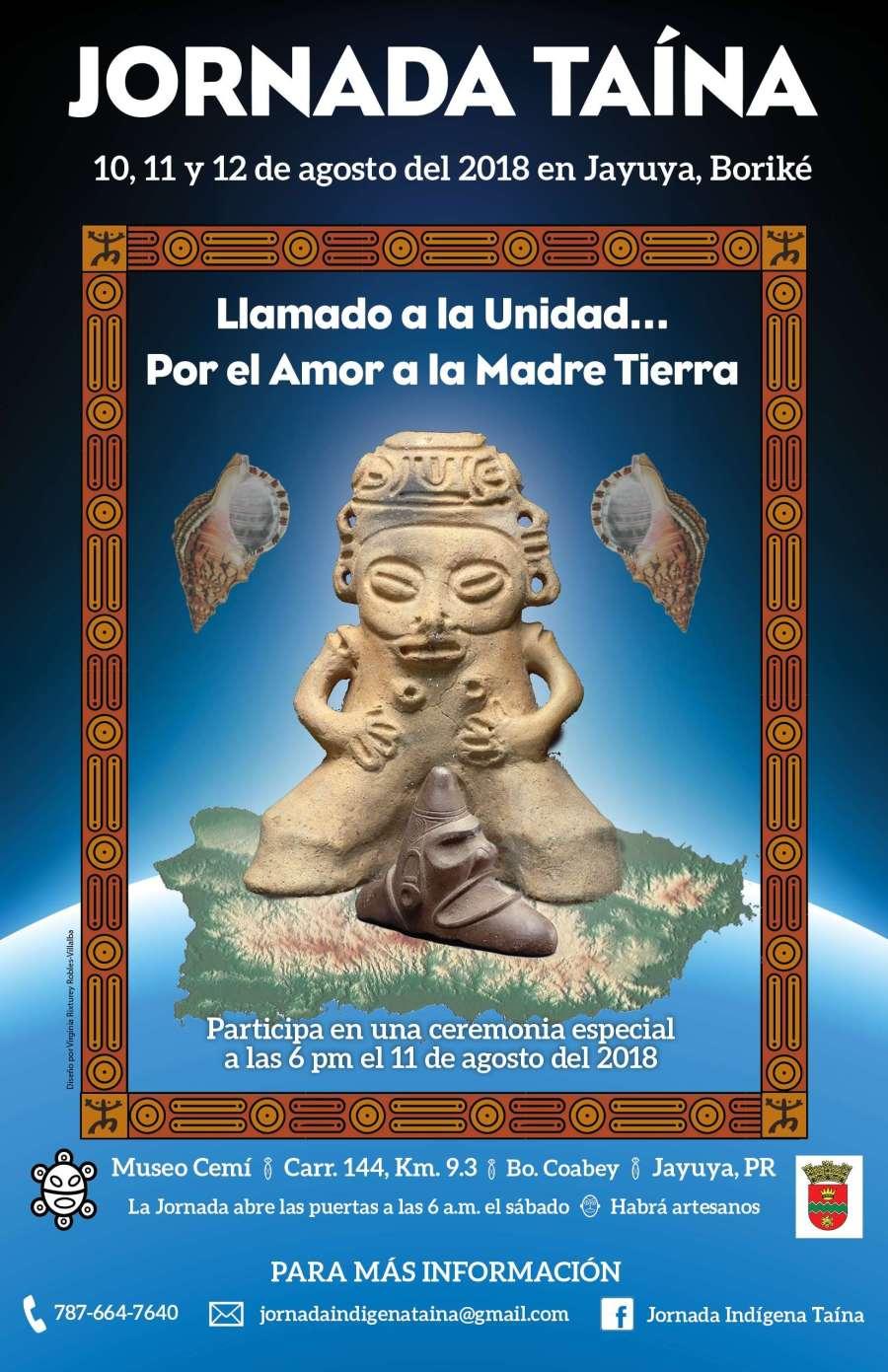 2018 Jornada Indigena poster spanish (1) (1)