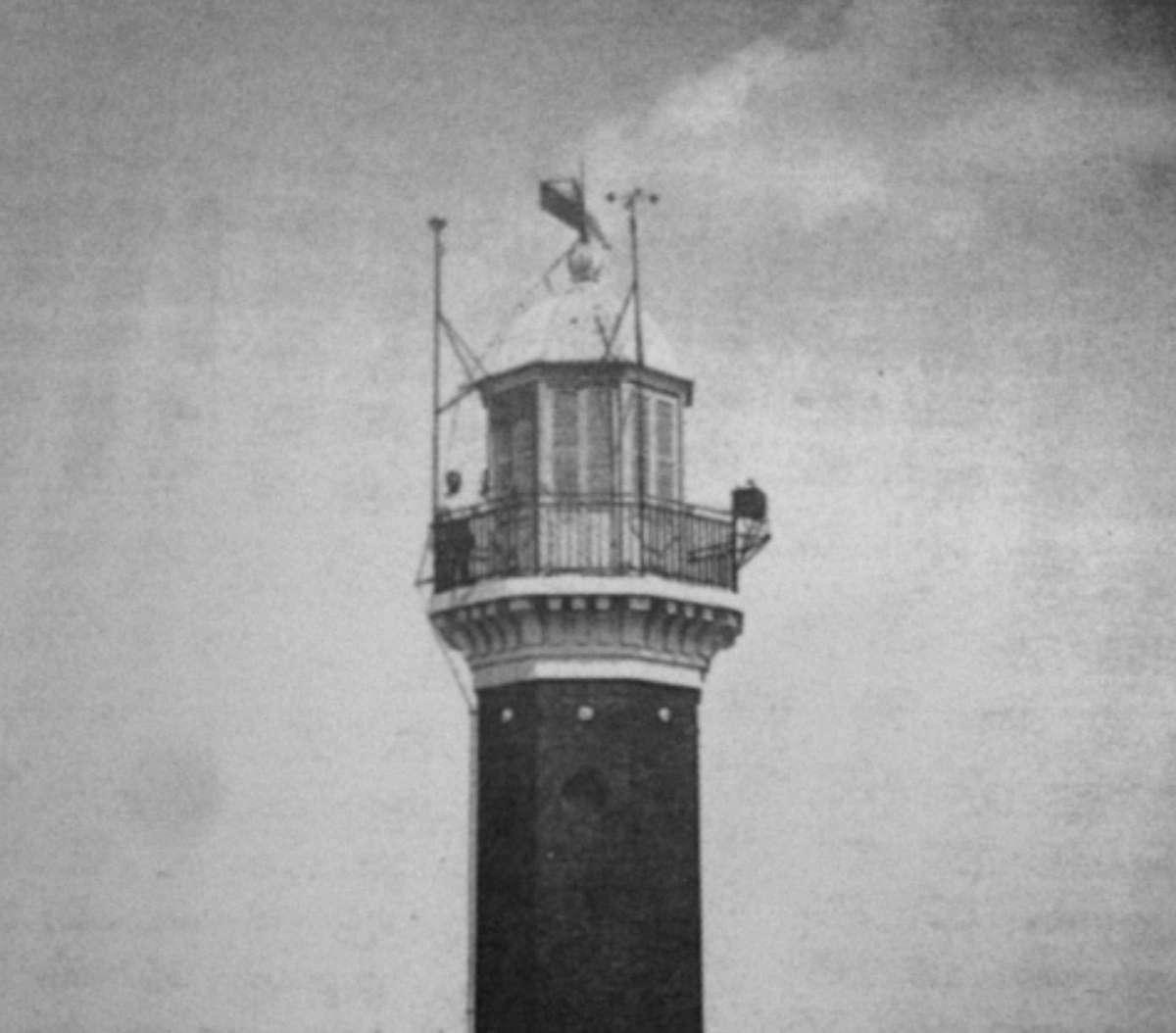La Torre Meteorológica de San Juan