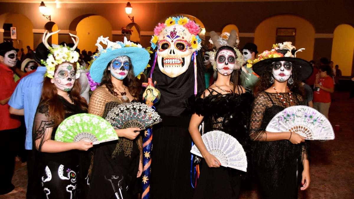 El Museo de Las Américas celebra la Noche deCatrinas