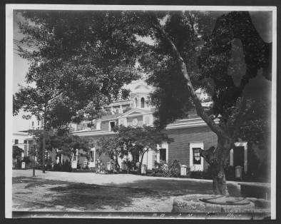 Historia del Viejo San Juan: La princesa del Paseo de la Princesa