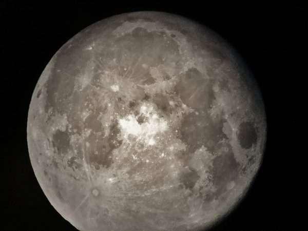"""La última """"Súper Luna Llena"""" de 2019 mañana miércoles 20 de marzo"""