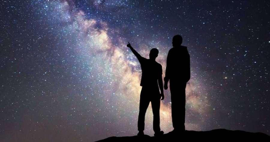 SAPR - Fotografía del Curso de Astronomía a Simple Vista