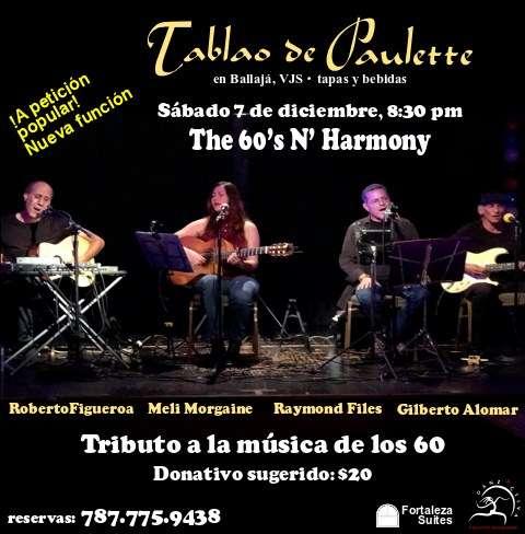 R Figueroa 60s N Harmony