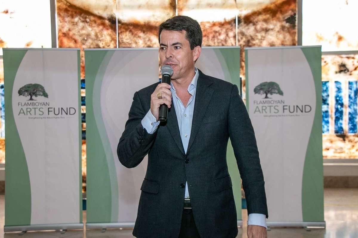 Carlos Rodríguez Silvestre, director ejecutivo de Fundación Flamboyán