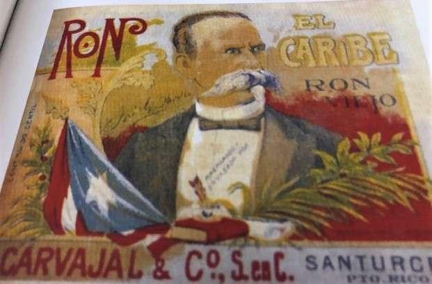 etiqueta ron El Caribe Retocada Para Web El Caribe