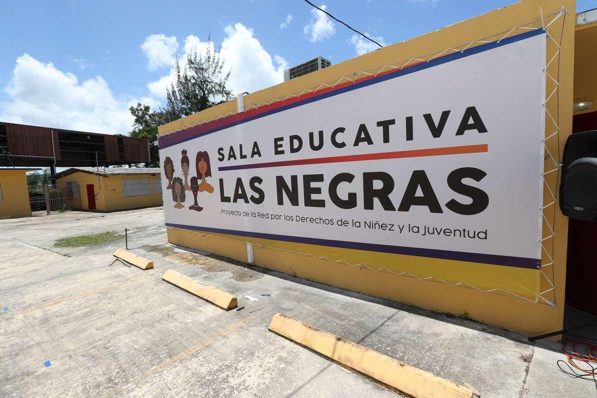 SALA EDUCATIVA LAS NEGRAS 9