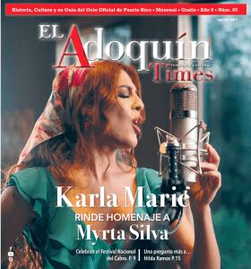 El Adoquin Times Agosto