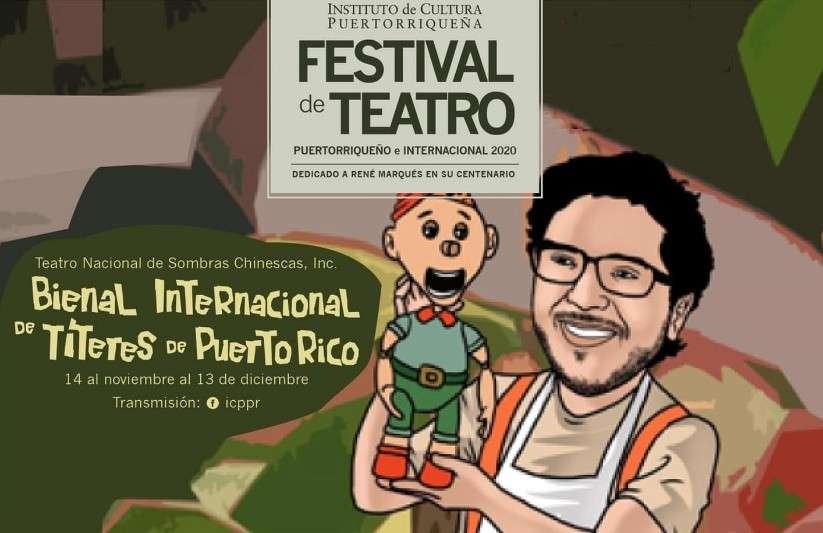XIV Bienal Internacional de Títeres de Puerto Rico