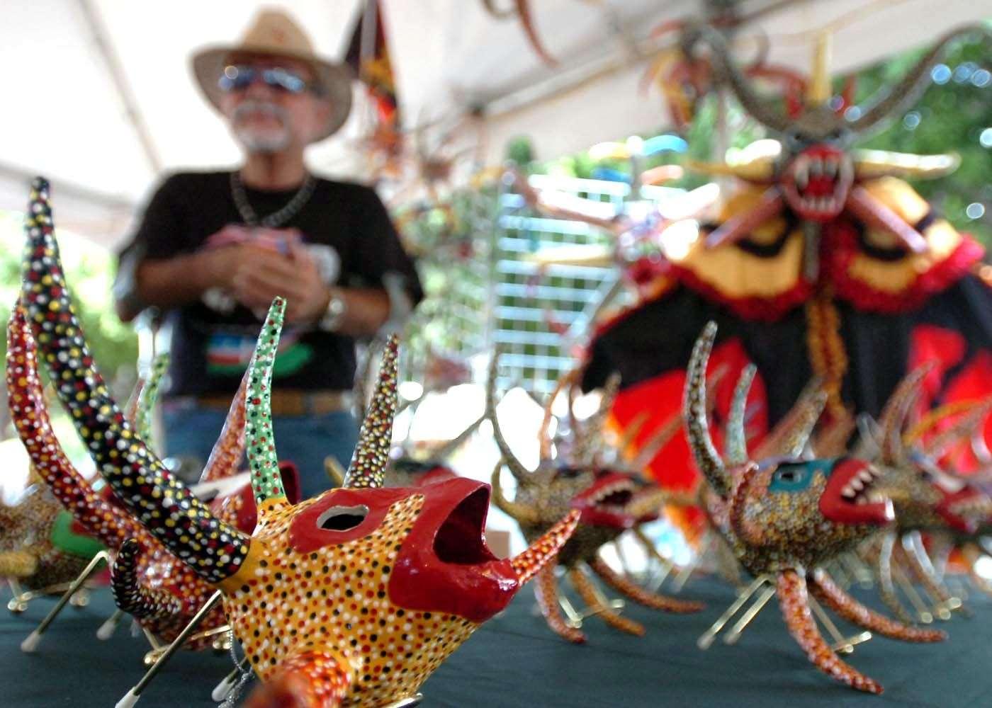 46ta Feria de Artesanía y 35ta Muestra de Arte