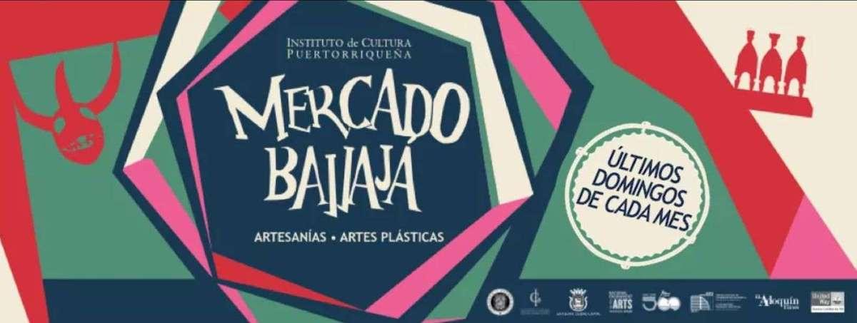 Mercado Ballajá, San Juan (Presencial)