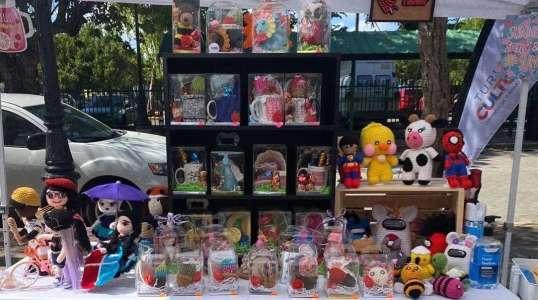 Bazar de Artesanía