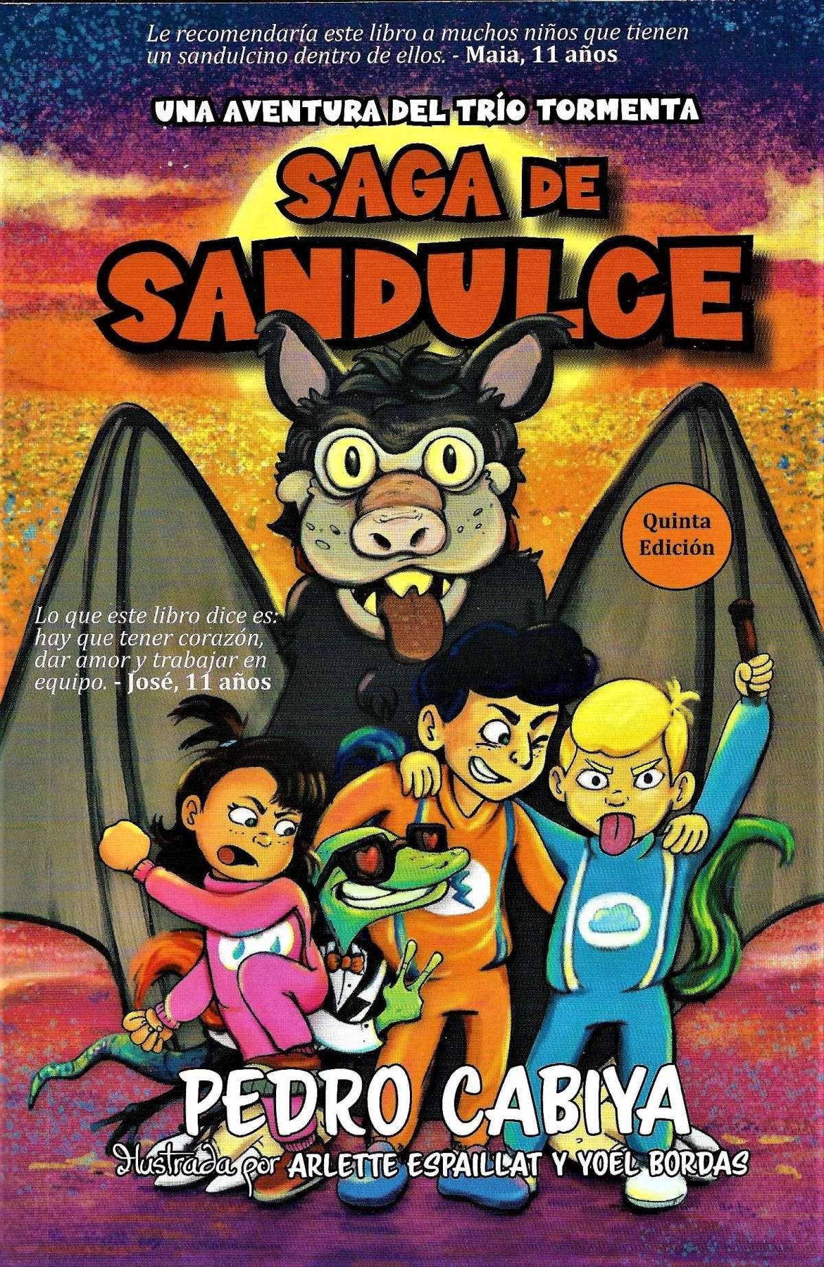 saga de sandulce