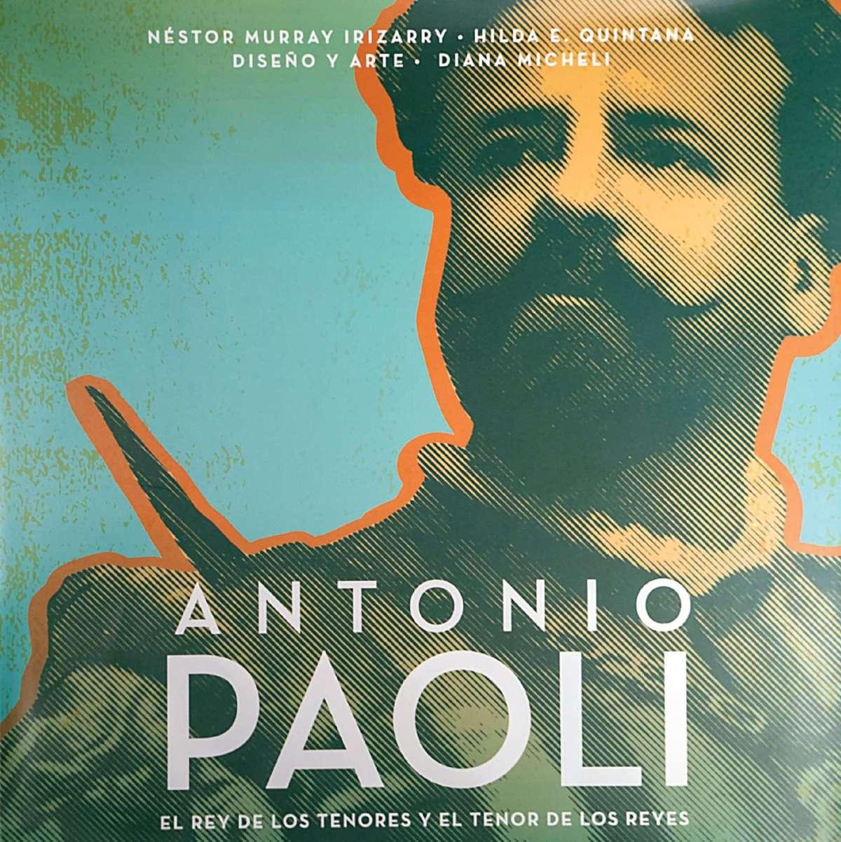 tenor Antonio Paoli
