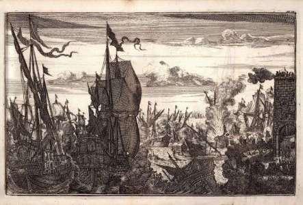 La isla pirateá
