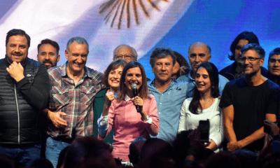 Fernanda Raverta, la más votada para intendente
