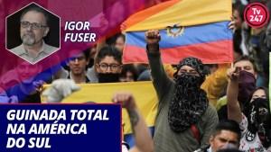 Read more about the article Igor Fuser fala sobre a guinada na América do Sul