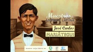 JOSÉ CARLOS MARIÁTEGUI- Serie Maestros de América Latina