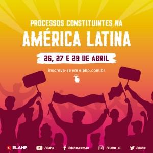 Processos constituintes na América Latina