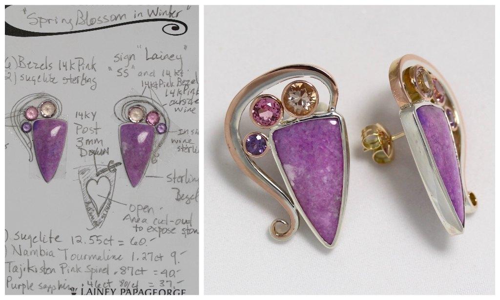 Jewelry Making earrings