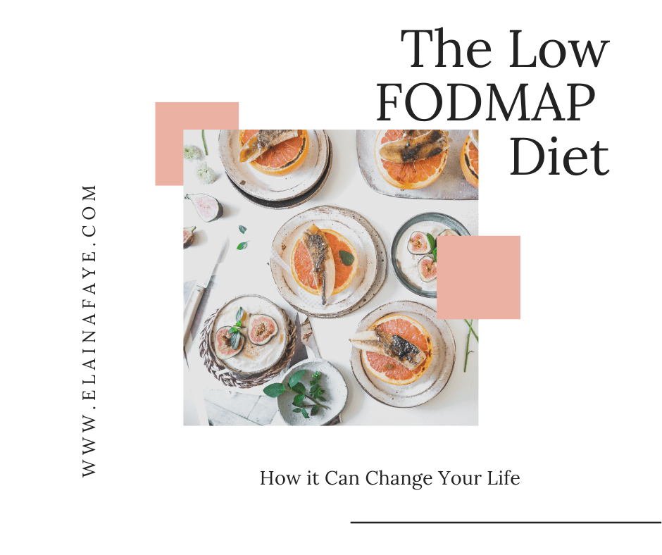 The Low FODMAP Diet and how it can improve your health and overall life.