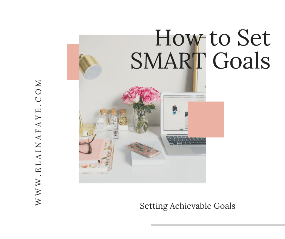SMART goals is a framework that helps you set goals for your life.