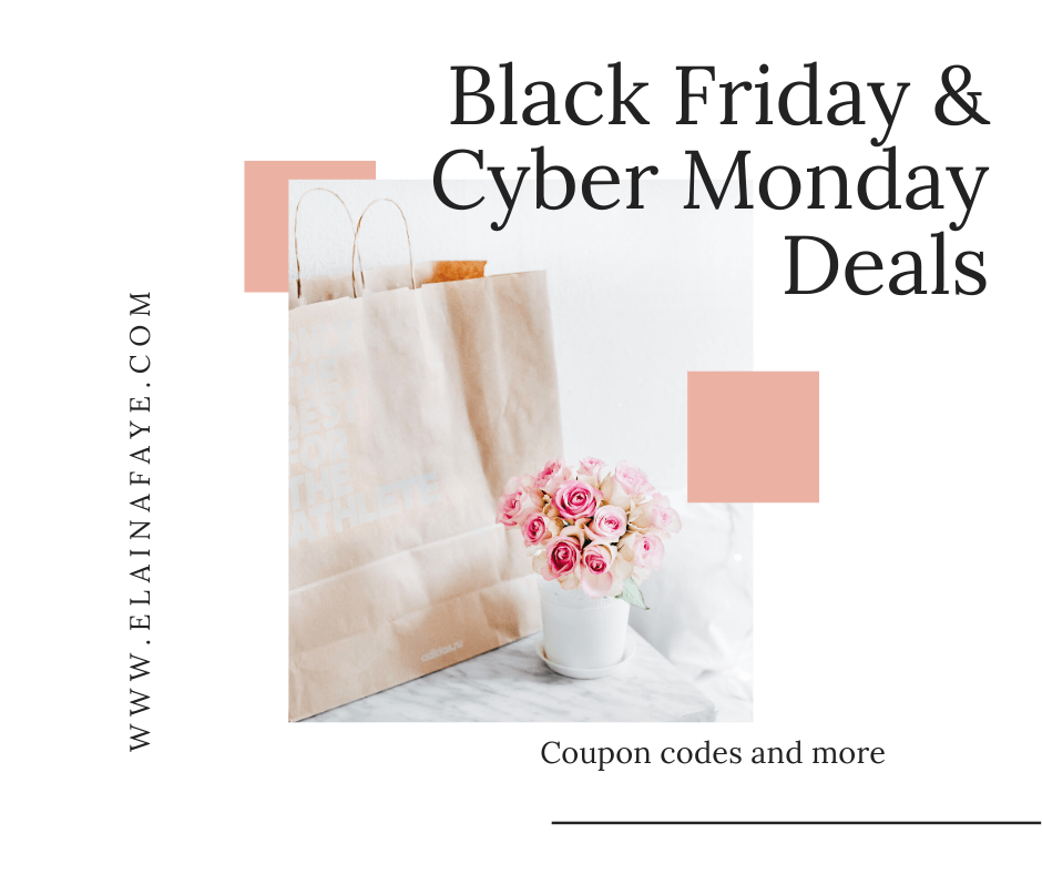 The #1 guide for 2019 black friday and cyber monday sales and deals.
