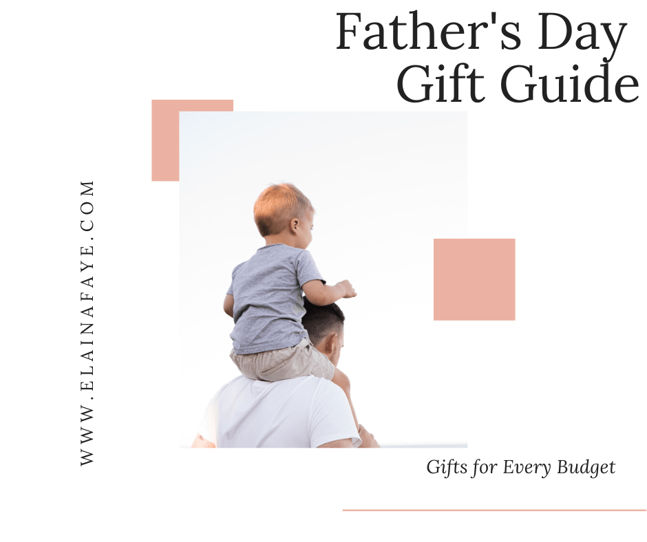 Don't know what to get your Dad for Father's Day? Check out this Father's Day gift guide. It has customized gift ideas, unique gifts, gifts for a budget and more. Father's day gifts under $25, $75 and $150. Check it out HERE! #fathersday #giftguide #giftguideforhim