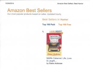 amazon #1 seller