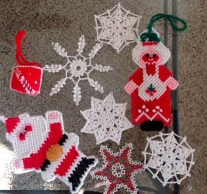 grandma's ornaments