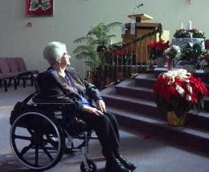 leona wheelchair