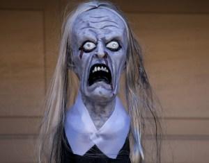 halloween ugly doll