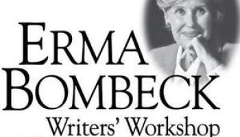 Laughing With Erma Bombeck And Friends Speaking At The  Erma Bombeck Writers Workshop