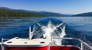 McCall boating