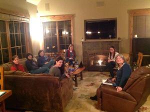writers retreat jan 14 group