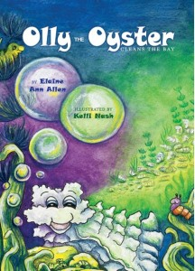 A little oyster wants to help clean the bay where he lives. #kids #children #book #environment #earth #green #sea #animal