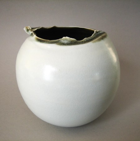 Elaine Bolt, 'Torn' vessel