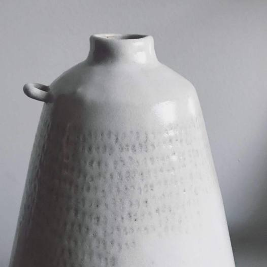 Elaine Bolt Ceramics - Spool vessels