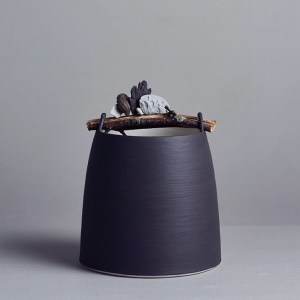 Elaine_Bolt_Woodland_Flint_Vessel_OysterMushroom