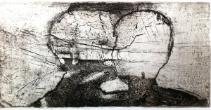 Etching, first proof