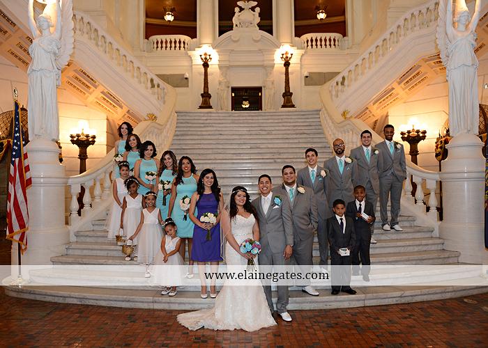 Harmony Hall Capitol Rotunda Wedding Photographer