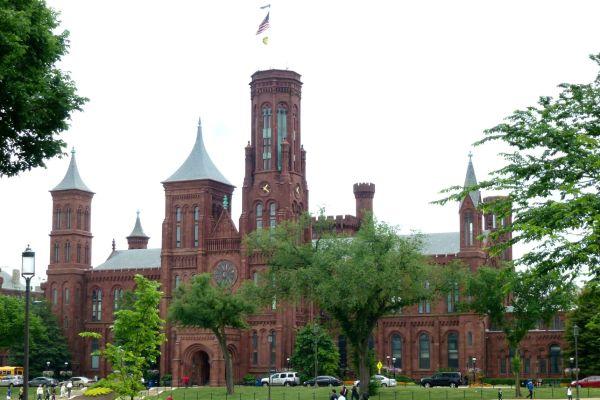 Smithsonian Institution World Largest Museum